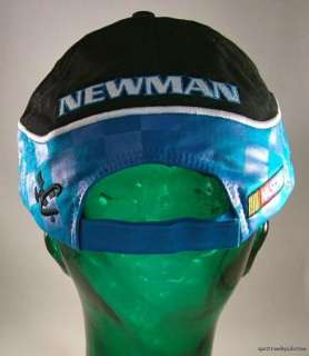 Ryan Newman #12 Alltel Racing Penske Blue & Black Baseball Hat Chase