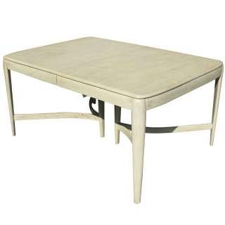 5ft Vintage Heywood Wakefield Solid Wood Dining Table
