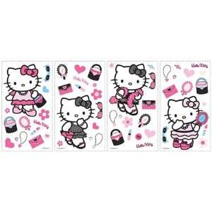 Hello Kitty Dress Up Appliques