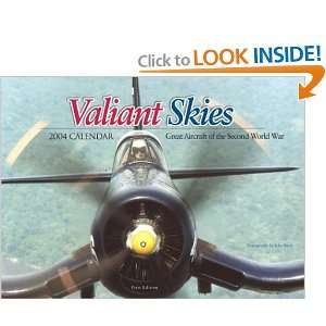 Valiant Skies (9780937422984) Tim French Books
