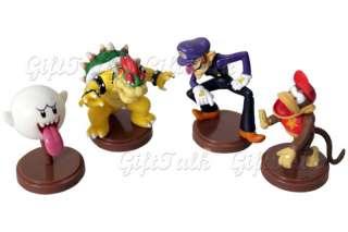 Nintendo Wii Super Mario Bros Birdo Boo 12 Figure Set