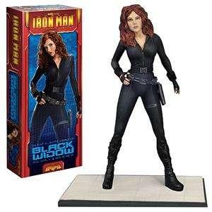 Item # 923 1/8 Iron Man 2 Black Widow Figure F/S NEW IN STOCK