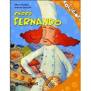 Cuoco Fernando (9788809049611) Silvia Vecchini, A. Vincenti Books