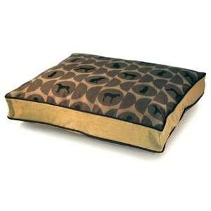 Animal Haus Designer Dog Bed Made With Crypton Fabric