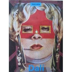 SALVADOR DALI (0000000597616) BENEDIKT TASCHEN Books