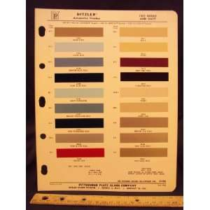 Ppg Paint Chip Chart Chevrolet further Chevy Orange Engine Paint Colors in addition Corvette Paint Color Chart besides Cadillac Paint Code Location additionally 1965 Mustang Fastback 22 Work In Progress. on 1967 chevelle paint color chart