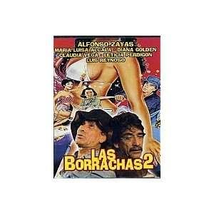 Las Borrachas 2   DVD: Alfonso Zayas, Maria Luisa Alcala