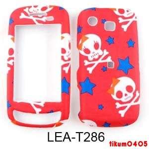 Phone Case Samsung Impression A877 Fabric Skulls with Cross Bones on