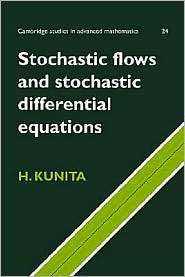 Stochastic Flows and Stochastic Differential Equations, Vol. 24