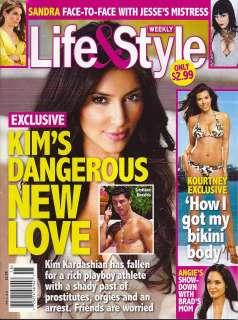 Kardashian, Cristiano Ronaldo, Wentworth Miller   2010 Life & Style