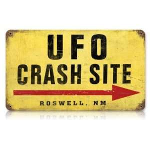 UFO Crash Site