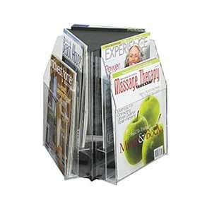 Reveal Table Top Triangle Pamphlet Display, Holds 6