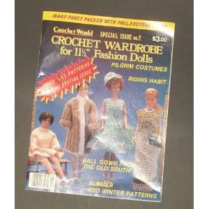 Crochet Wardrobe for Fashion Dolls (Crochet World, No 2
