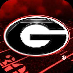 BARNES & NOBLE  Georgia Bulldogs Revolving Wallpaper by Smartphones