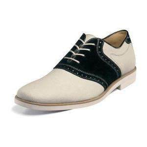 Stacy Adams Mens Tennyson Black Multi Colored Lace up Casual Shoe