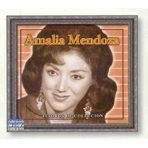 Tesoros De Coleccion 3 Cd AMALIA MENDOZA Music