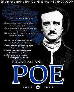 edgar allen poes bibliography
