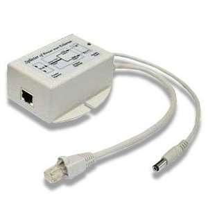 POE 12s 12VDC 1A Power Over Ethernet (POE) Splitter