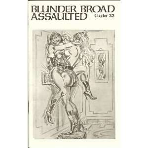 Broad Assaulted (Blunder Broad, 32) Turk Winter, Eric Stanton Books