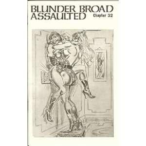 Broad Assaulted (Blunder Broad, 32) Turk Winter, Eric Stanton Books