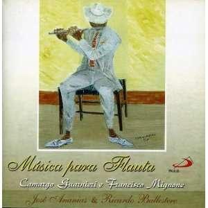 Musica Para Flauta Guarnieri & Mignone & Ananias & Ballestero Music