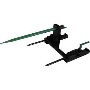 Clamp On Hay Spear For Round Bales Of Hay Patio, Lawn & Garden
