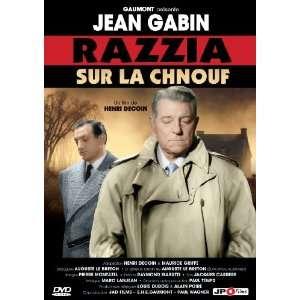 Razzia sur la chnouf (Jean Gabin) (French only): Jean Gabin