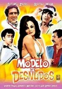 DE DESNUDOS (1986) SASHA MONTENEGRO ALFONSO NEW 735978412585