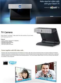 STC2000 Smart TV Camera Skype to Skype HD Video Calls x 5 Units