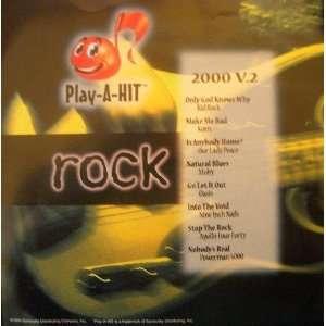 Various Artists   Play a hit: Rock Alt 2000, Vol.2   Cd