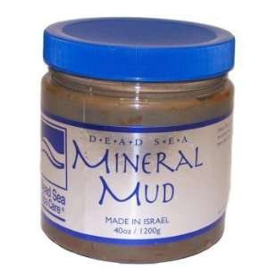 Dead Sea Spa Care 372189 Dead Sea Mineral Mud  Case of 14