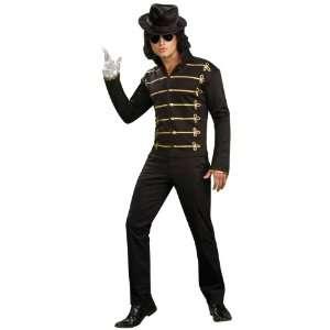 Michael Jackson Black Military Jacket Toys & Games