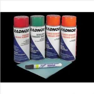 Radnor 64000219 Standard Inspection Kit (Contains 1 Penetrant