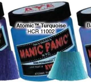 Manic Panic Classic Cream Cosplay Anime Punk Gothic Emo