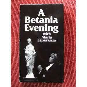 Betania Evening with Maria Esperanza: Maria Esperanza: Movies & TV