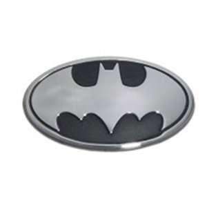 Batman oval symbol Chrome auto Emblem The Dark Knight Automotive