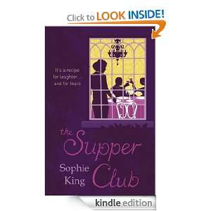 The Supper Club Sophie King  Kindle Store