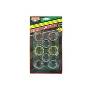 Electrical tape value pack   Case of 100 Automotive