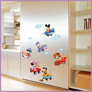 WALL DECAL NURSERY VINYL ART STICKERS MICKEY MOUSE #66