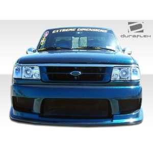 Ranger Duraflex Drifter Front Bumper   Duraflex Body Kits Automotive