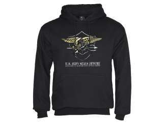 US Navy seals Hoodie Devgru Military army usa Trident
