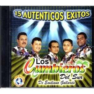 Autenticos Exitos Los Cumbieros Del Sur Los Cumbieros Del Sur Music