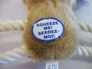 SPOT Mop Pets Bear Dog Toy Brand New