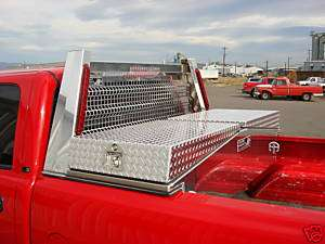 Pickup Truck Tool box for long bed and short beds