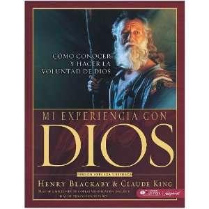 Mi Experiencia Con Dios Libro Para el Disciulo