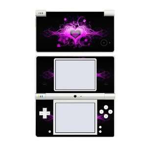 Glowing Love Heart Decorative Protector Skin Decal Sticker