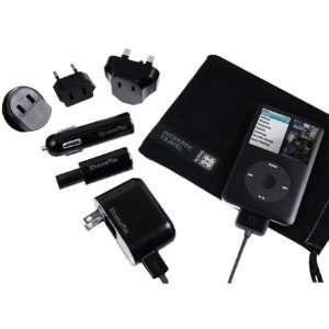 XtremeMac IPU ICT 10 InCharge Travel Kit for iPod ,iPho