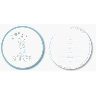 Coaster Invitiations   Soiree: Kitchen & Dining