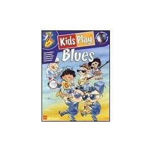Kids Play Blues Book With CD Tenor Sax