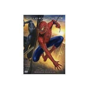 New Sony Home Pictures Ent Spider Man 3 Product Type Dvd